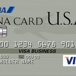 ANA CARD USA Visa(R)