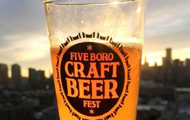 巨大ビールフェスがブルックリンで開催