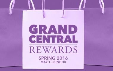 グランドセントラル駅でお金を使って、オリジナルグッズをゲット!