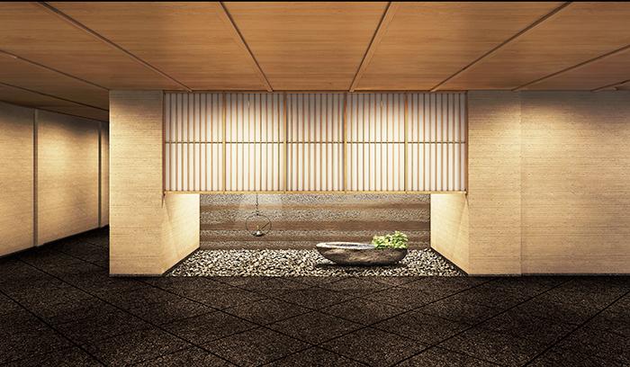 1022-09men-takanawa-hanakouji-4f-elevator-hall-1-4階のエレベーターホール前