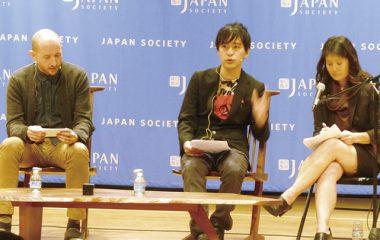 『暗殺教室』の松井優征氏、NYで語る