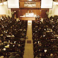東日本大震災から6年のことしも在留邦人ら約420人が参列=5日、ニューヨーク