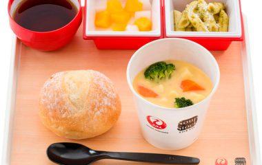 JAL国際線機内食、「AIRスープストックトーキョー」を提供