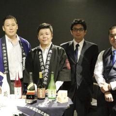 広島と島根の地酒とのペアリングをNYで堪能
