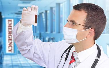 新しい簡易な方法は血液検査で行える