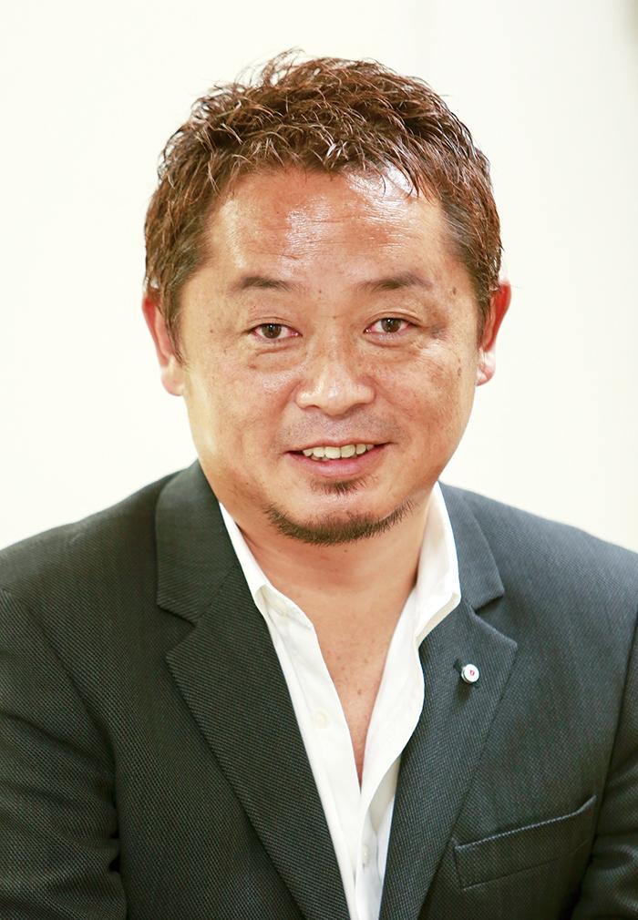 チアリードエンジェル代表・千葉修司さん