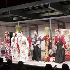 NY公演で花と芸術を通し、文化交流図るIFA