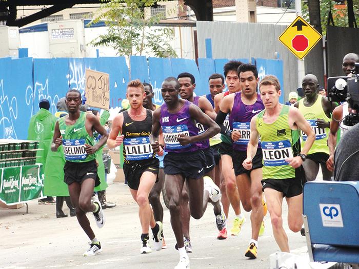 NYニューヨークシティー・マラソン