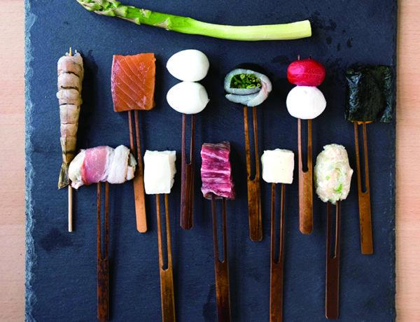 Yamada Chikara New York、串揚げを中心におまかせコース提供