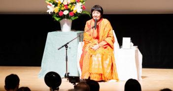 10月11日に開催された出版記念講演会