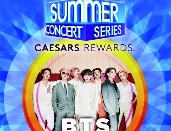 BTS、約2年ぶりに「グッドモーニング・アメリカ・サマーコンサート」出演!